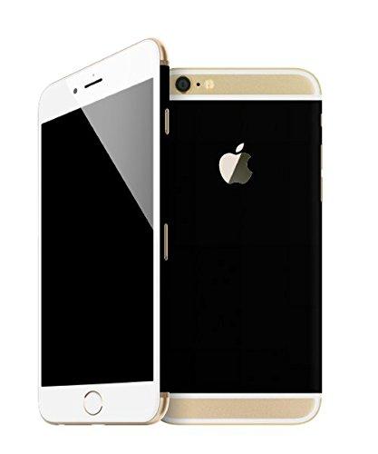 quality design 494d9 2b751 dbrand Matte Black Back Split Mobile Skin for Apple: Amazon.in ...