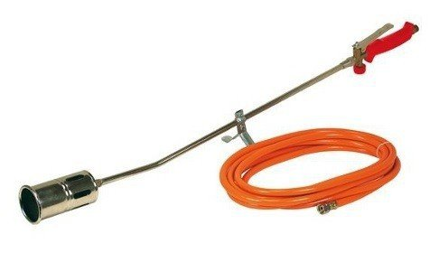 Rothenberger Contractors Roofing BlowTorch Set - Type Rothenberger Industrial 030954E