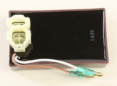 Polaris CDI Box Model Sawtooth 200 2006-2007 ATV / UTV Capacitor Discharge Ignition Part# 27-15508, 15-508 OEM# 043100 (Cat Cdi Arctic Box)