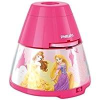 Philips Disney LED projektör masa lambası, kırmızı, 717693216