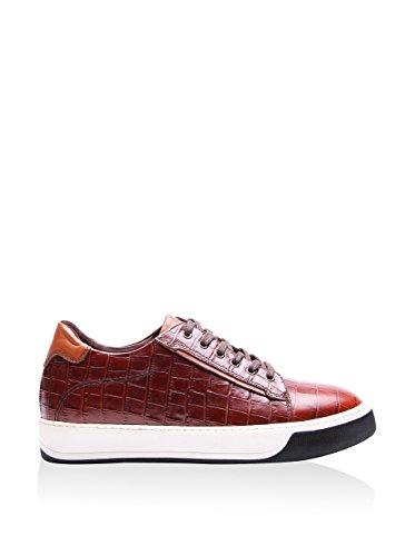 Reprise RPS1630 Sneaker Leder Taba Kroko Braun taba kroko