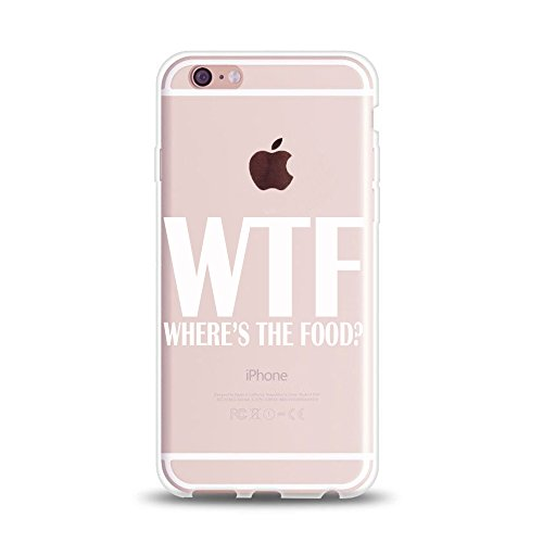 iPhone Case WTF Protective case White Lettering product image