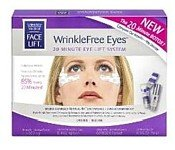 University Medical FaceLift WrinkleFree Eyes 20 Minute Eye Lift System 1 set