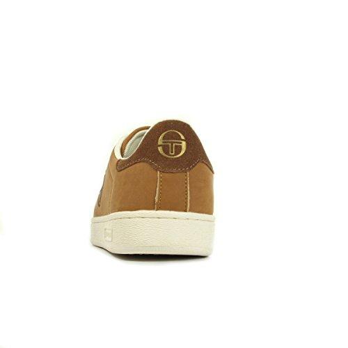 Sergio Tacchini Gran Torino Lab Crazy Horse Cognac ST62804501, Scarpe sportive