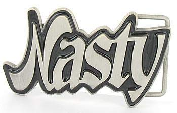 - NASTY Graffiti Cool New Wholesale Belt Buckles
