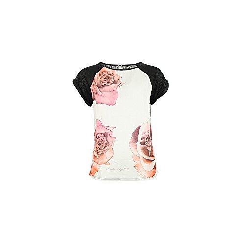 Deeluxe - Camiseta - para mujer negro
