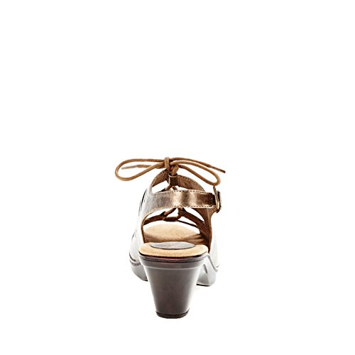Street Women's Kitt Sandal Dress Easy Bronze 0zdnqzW