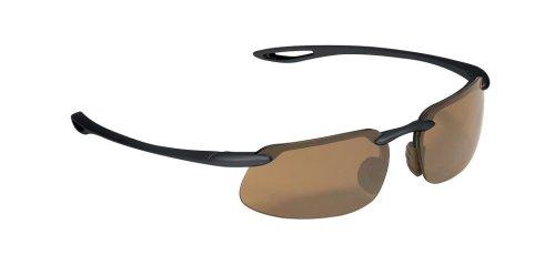 6892a45deb Uvex MP-VII Melanin Polarized Sunglasses (Matte Black) (B000O2A5JK ...