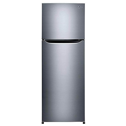 LG LTNC11121V 11.1 Cu. Ft. Stainless Look Counter Depth Top Freezer Refrigerator Counter Depth Refrigerator Freezer