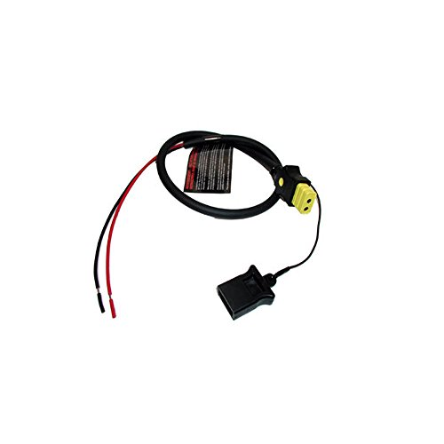 Cannon Downrigger REPLACEMENT POWER CABLE - BATTERY SIDE Part 3393200 NEW ()