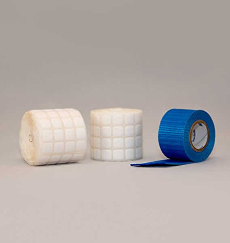 AquaCast® Liner - 2 Roll Pack of 2 inch AquaCast cast Liner and Saw Stop