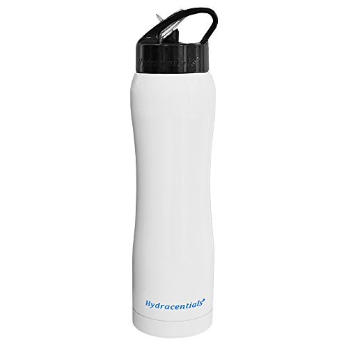 Hydracentials Stainless Steel Insulated Water Bottle With