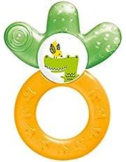 MAM Cooler C134 Bijtring met verfrissend deel, voor baby's vanaf 4 maanden, groen