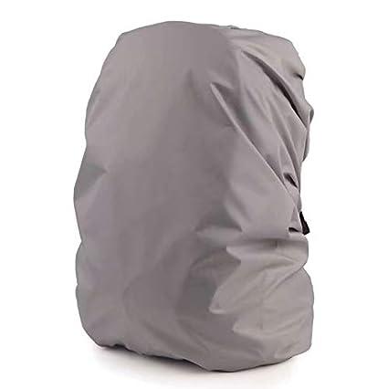 Funda Cubierta De Mochila Protector De Lluvia Impermeable Recorrido Senderismo Mochilas Polvo 30L-40L para Acampada