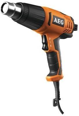 AEG 4935441015 Decapador 1400 W 300-560º, 1200 W, 220 V, Negro, Naranja