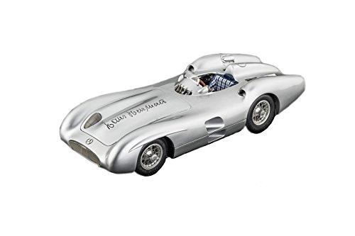 CMC-Classic Model Cars USA Mercedes-Benz W196R Hans Herrmann Signature Vehicle