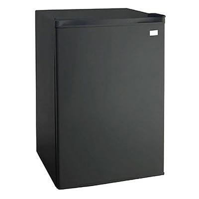 Avanti AVARM4416B Refrigerators, Glass Shelves, Door Freezer Compartment, Defrost, Energy Star, 4.4 cubic feet