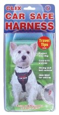 Company Of Animals CLIX Dog Car Harness SM, 21 to 25-1/2-Inch Girth, My Pet Supplies