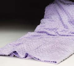 Heated Luxury Spa Blankie - Lavender Dot by Sonoma Lavender