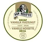Van Houtte Vanilla Hazelnut Decaf K-Cups for Keurig Brewers - 96 count by Van Houtte