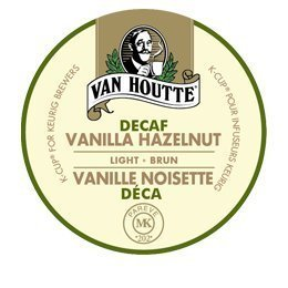 Van Houtte Vanilla Hazelnut Decaf K-Cups for Keurig Brewers - 96 count by Van Houtte by Van Houtte