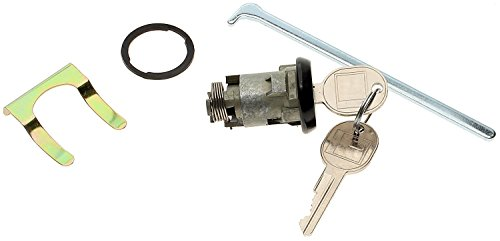ACDelco D1456F Professional Trunk Lock with Key 67 Buick Skylark Trunk