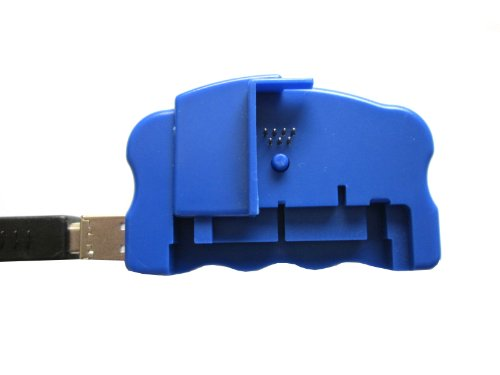 ND Brand Dinsink Never Low Power USB Chip resetter for Epson 124 T124 125 T125 126 T126 127 T127 ink cartridge