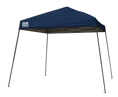 Quik Shade Weekender Elite WE81 12'x12' Instant Canopy - Navy Blue (Canopy Weekender)