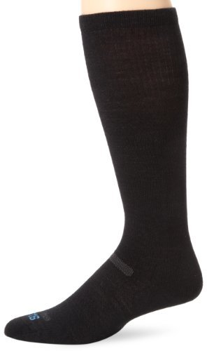 Point6 Men's Compression Light Cushion Over the Calf Socks by point6