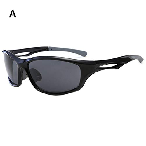 - UV400 Cycling Eyewear MTB Bike Bicycle Racing Windproof Goggles Outdoor Sport Glasses Tour De France Racing Eyewear Men Women,A
