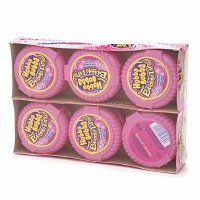 Hubba Bubba Bubble Tabe Bubble Gum (12 packs), Awesome Original 1 case by Hubba Bubba