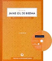 La voz de Jaime Gil de Biedma (Poesia en la Residencia) (Spanish Edition)