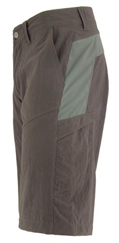 Arc'teryx Men's Agent Comp Long Climbing, Hiking, Camping Shorts, Ironwood, Medium