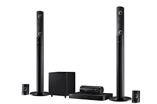 Samsung HT-J5530 5.1 Channel 3D Blu-ray 1000W Home Theater System