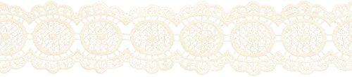 Wrights 176198001389 Circular Venice Lace, 2-1/4