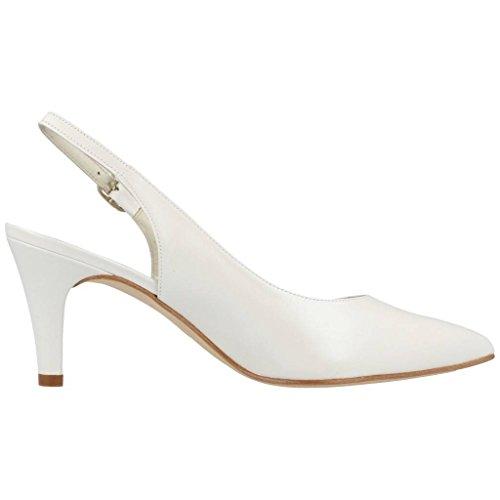 ARGENTA Zapatos de Tacón, Color Blanco, Marca, Modelo Zapatos De Tacón 41985 Blanco