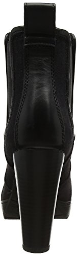 G-STAR RAW Women's Shona Chelsea Boots Black rPDesp