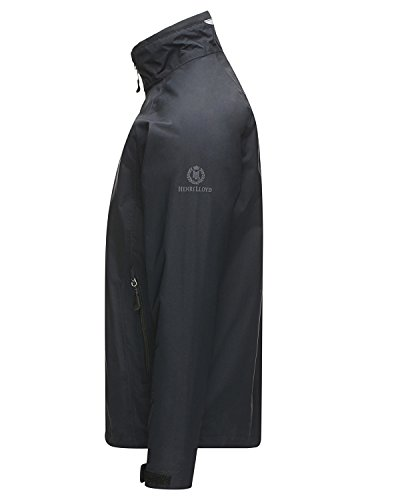 great quality nice shoes delicate colors Henri Lloyd Breeze Inshore Sailing & Yachting Coat Jacket Coat Black -  Lightweight. Waterproof & Breathable