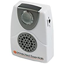 Telephone Ringer Amplifier by Connected Essentials - Loud Ringer with Bright Flashing Light