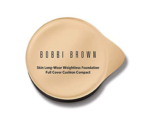 - Bobbi Brown Skin Long-Wear Weightless Foundation Full Cover Cushion Compact SPF 50 PA+++ Refill # Light to Medium