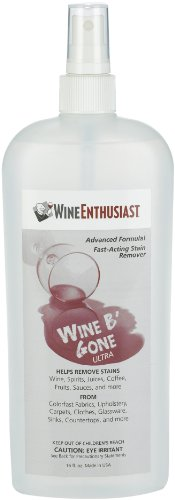 Wine Enthusiast BGone Remover 16 Ounce