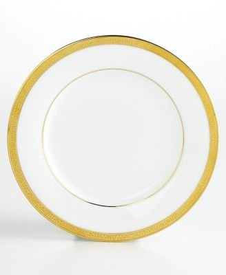Charter Club ''Grand Buffet Gold'' Bread & Butter Plate