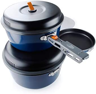 Bugaboo Backpacker Superior Backcountry Cookware Since 1985 GSI Outdoors Nesting Cook Set