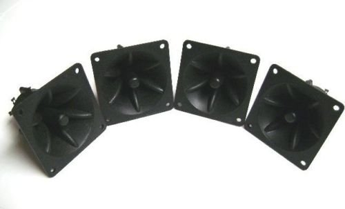 (Four (4) Piezo Replacement Tweeters for Motorola KSN1001A)