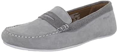 Sebago Women's Lucerne Oxford,Grey,5 M US