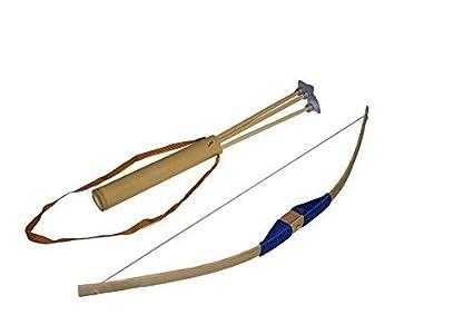 7d22caa06 Juguetutto - Arco peq. Ventosa AZUL . Juguete arco de madera para que niños  de