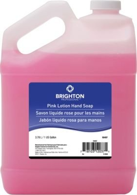 Brighton Professional Pink Lotion Hand Soap, 1 gal.