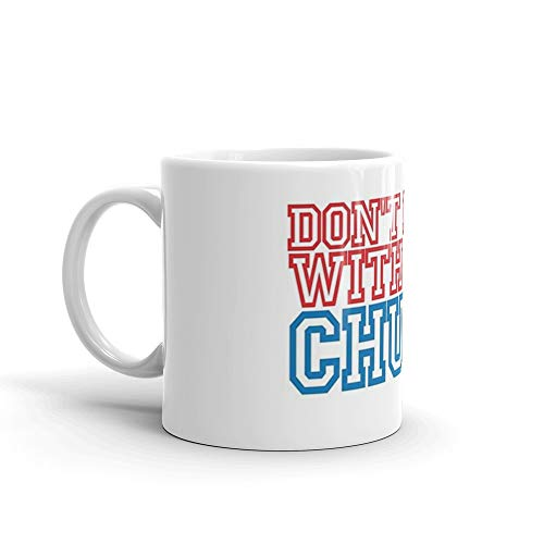 Bride of Chuckie - Don't fuck with the Chuck Mug 11 Oz White -