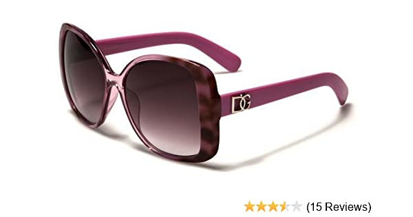 Fashion Eyewear Ladies Vintage Retro Classic Square Sunglasses - Gafas De Sol - Several Colors Available!