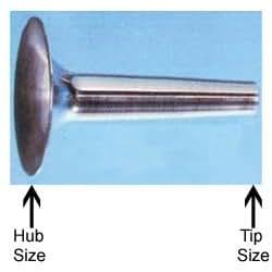 Alfa Intl. Stuffing Tube regular shaped - 012RT 3/4